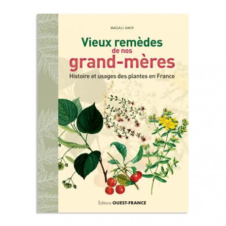 Livre Vieux remèdes de nos grands-mères