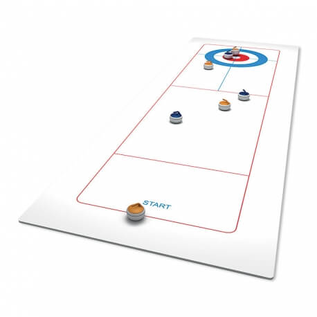 Curling de table