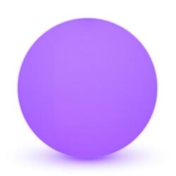 Sphère sensorielle lumineuse