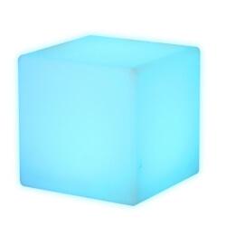 Cube sensoriel lumineux