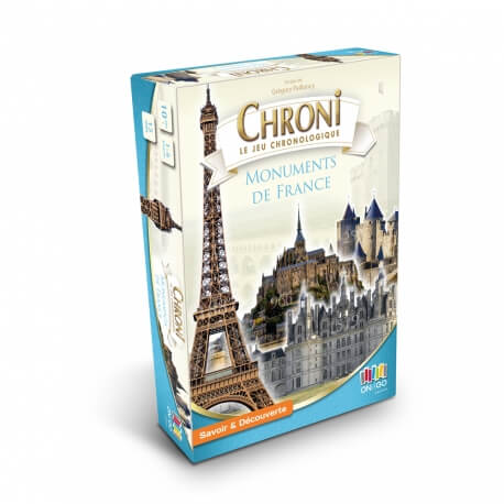 Chroni monument de france jeu de chronologie