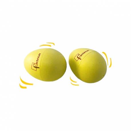 Œufs sonores jaunes