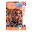 Puzzle 300 grandes pièces - Village italien