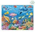 Puzzle Animaux de la mer