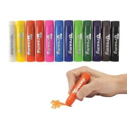 Pastels en stick - pour activités créatives avec des personnes âgées
