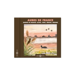 CD album de relaxation - sons, bruits de la nature - Aubes de France