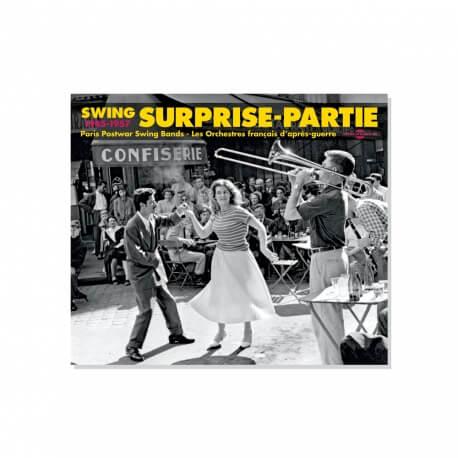 CD Album sur le Swing - musique jazz moderne d'après guerre