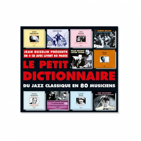 CD Le jazz classique en 80 musiciens - Album sur l'histoire du jazz