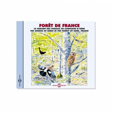 CD Ambiance et relaxation Forêt de France