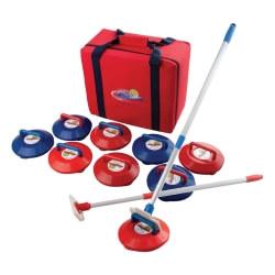 Curling d'intérieur – jeu de curling pour personnes à mobilité réduite