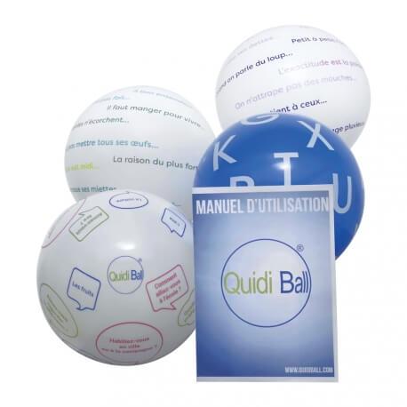 Quidiball - Créer des échanges et du lien avec les personnes âgées