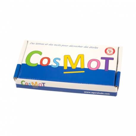 Cosmot -  jeu de lettre à remettre dans l'ordre pour former un mot