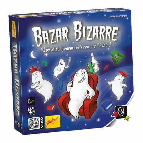 Bazar bizarre - Jeu d'ambiance - jeux de société pour toute la famille