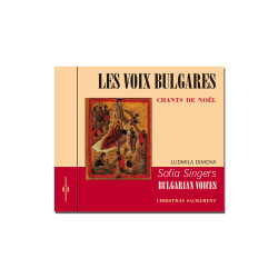 CD album Chants de Noël traditionnels pour les fêtes