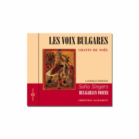 CD album Chants de Noël traditionnels pour les fêtes