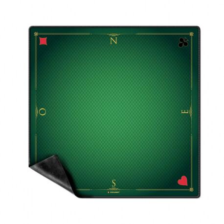 Tapis de jeux de cartes - Jouer au tarot, belote, Bridge - Petit modèle