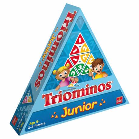 Triominos en couleurs - junior
