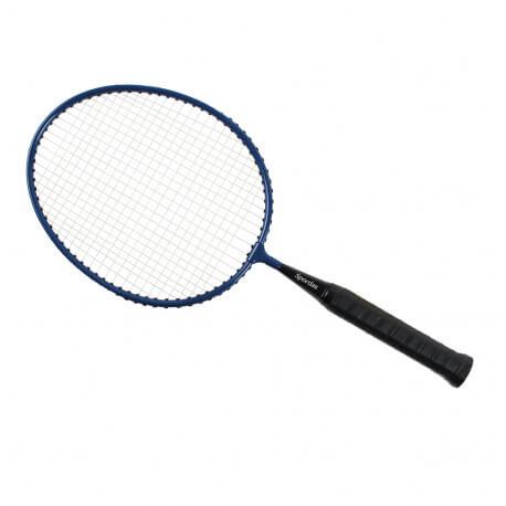 Raquette de badminton adaptée