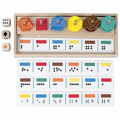 Formes, couleurs & nombres