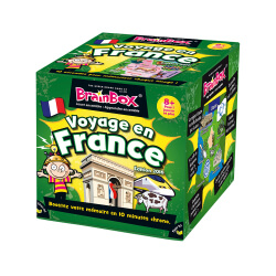 Brainbox – Voyage en France