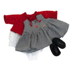 Vêtements Kindy pour poupée empathique