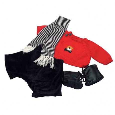 Vêtements Teddy pour poupée empathique