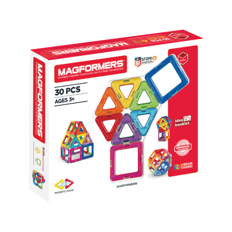 Magformers magnétiques