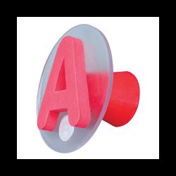 Grands tampons Alphabet majuscule