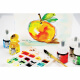 Encres aquarelle avec pipette de dosage - loisirs créatifs