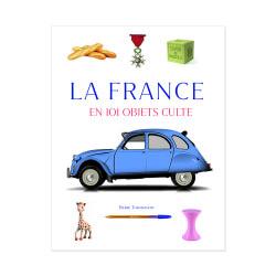 Livre La France en 101 objets culte