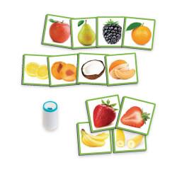 Odorat Les fruits et leurs arômes