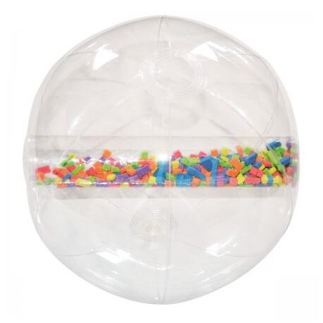 Balle transparente d'activité (déstockage)