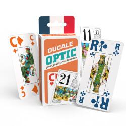 Jeu de Tarot pour malvoyants et séniors - jeux de cartes gros caractères