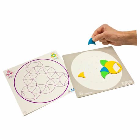 Mandala iOTOBO magnétique