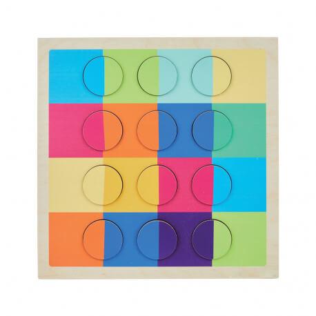 Puzzle Duos en couleur
