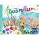 Aquarellum grand format - Capitales