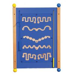 Tableau mural parcours magnétique