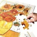 Puzzle Les tournesols de Van Gogh - 48 pièces
