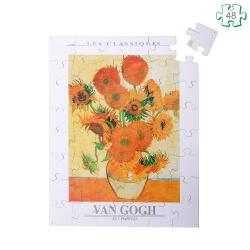 Puzzle grande pièces Van Gogh