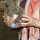 Balle transparente