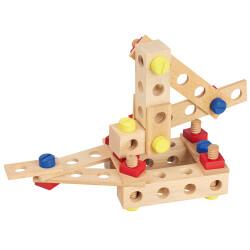 Kit de bricolage – 70 pièces en bois