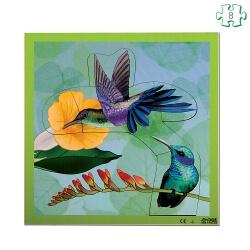 Puzzle L'oiseau-mouche