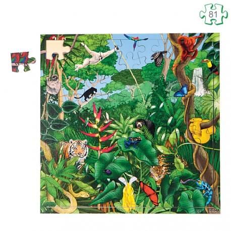 Puzzle La jungle