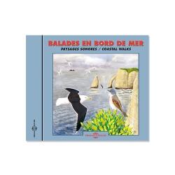 CD Bruits de la mer - Musicothérapie relaxation des personnes âgées