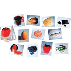 Imagier Les Aliments format moyen