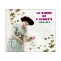CD La gloire de l'opérette