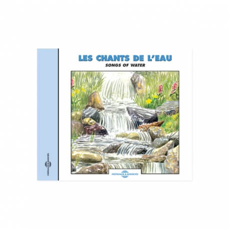 CD nature Les chants de l'eau