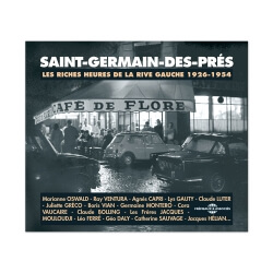 CD Saint-Germain des prés