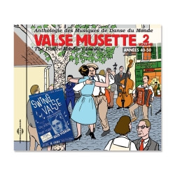 CD Valse musette