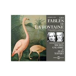Livre CD Fables de La Fontaine